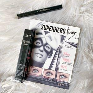 ⭐️3/$25 (1) NEW It Cosmetics Superhero Liner Mini